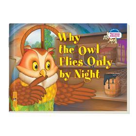 Foreign Language Book. Почему сова летает только ночью. Why the owl fliesonly by night. (на английском языке) Ош