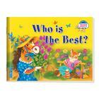 Foreign Language Book. Кто самый лучший? Who is the Best? (на английском языке). Владимирова А. А.