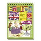 English Семья (Family) Уровень 1