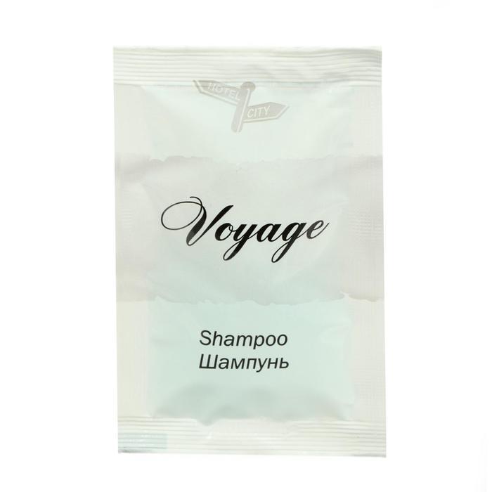 Шампунь для волос Voyage, 10 мл