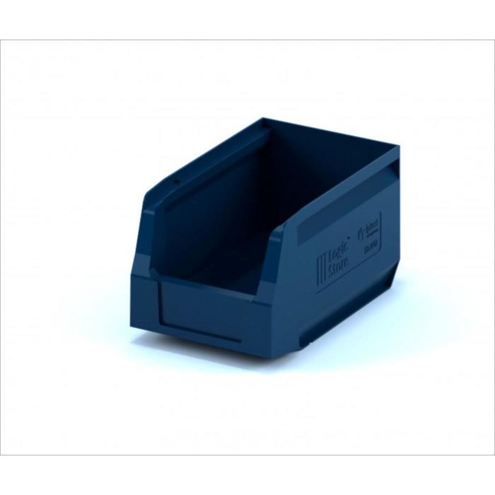 Ящик полимерный многооборотный 250х150х130 синий