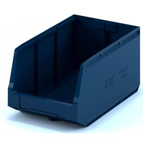 Ящик полимерный многооборотный 500х300х250 синий
