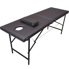 Массажный стол 'Колибри' 180*60*70, цвет шоколад Ош