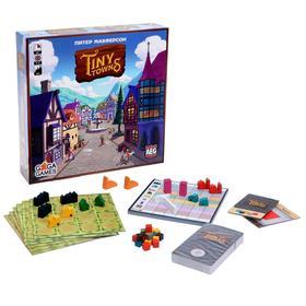 Настольная игра «Крошечные города»