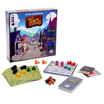 Настольная игра «Крошечные города» - Фото 1
