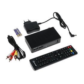 Цифровой ресивер D-Color DC820HD (DVB-T2 + DVB-C, Dolby Digital) Ош