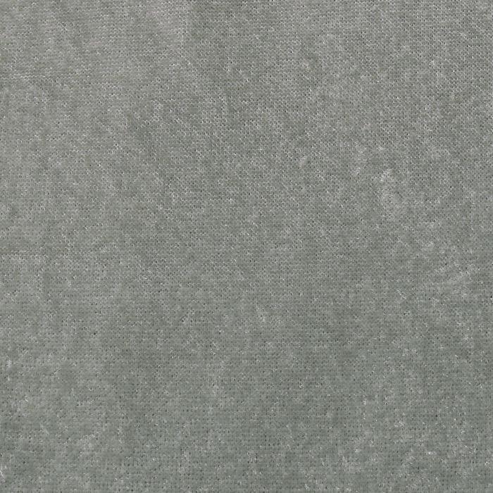 "Ворсовая ткань ""Плюш серый № 8"", ширина 150 см"