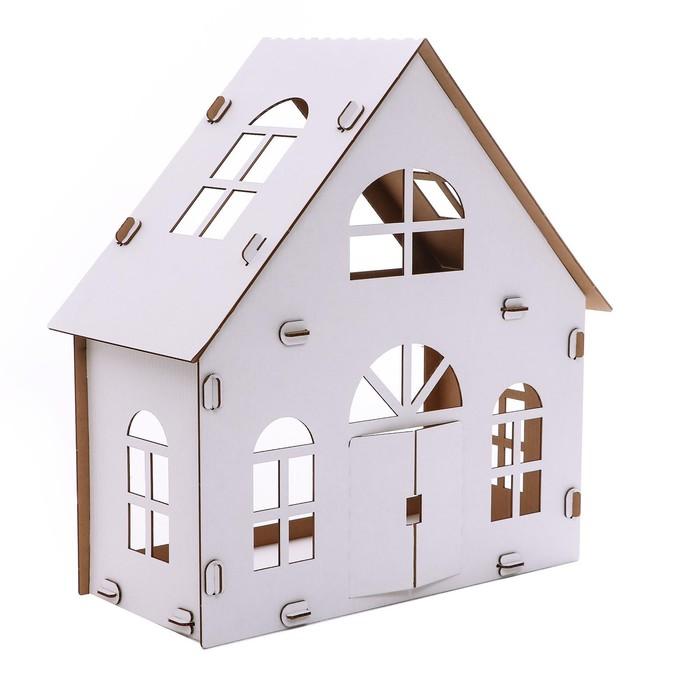 Конструктор из картона Картонный домик Сицилия