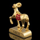 Сувенир знак зодиака «Овен», 5×2×5 см, с кристаллами Сваровски - Фото 2