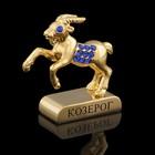 Сувенир знак зодиака «Козерог», 5?2?5 см, с кристаллами Сваровски