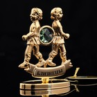Сувенир знак зодиака «Близнецы», 9,5?4?6,5 см, с кристаллом Сваровски