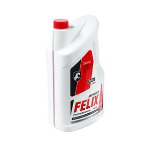 Антифриз FELIX Carbox-40 G12 ТС красный, 5 кг Ош