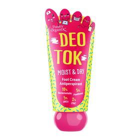 Крем-антиперспирант для ног Funny Organix DEO-TOK, 50 мл