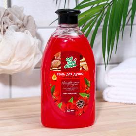 Гель для душа «Для всей семьи», Аргановое масло и ягоды годжи, 500 мл