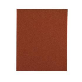 Бумага наждачная KWB, К60,бумажная, 230x280 мм, карбид кремния Ош