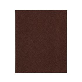 Бумага наждачная KWB, К80, бумажная, 230x280 мм, оксид алюминия Ош