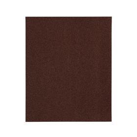Бумага наждачная KWB, К100, бумажная, 230x280 мм, оксид алюминия Ош