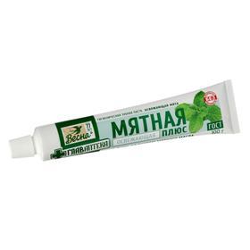 Зубная паста Весна Мятная, освежающая мята, без футляра, 100 г