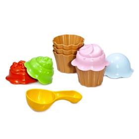 Песочный набор «Кексы»