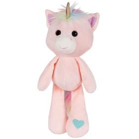 Мягкая подарочная игрушка «Единорожка», 28 см