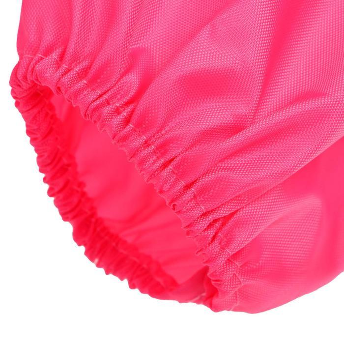 Фартук для труда + нарукавники 485х395/250х160 Calligrata «Фламинго», розовый