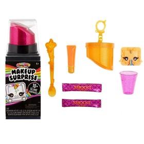 Игровой набор для создания слайма Rainbow, с тенями и блеском для губ, МИКС