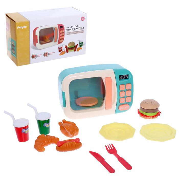 Бытовая техника «Микроволновая печь» с набором продуктов, МИКС