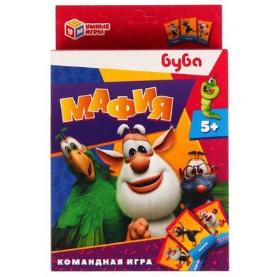 Настольная игра «Мафия» 18 карточек - Фото 1