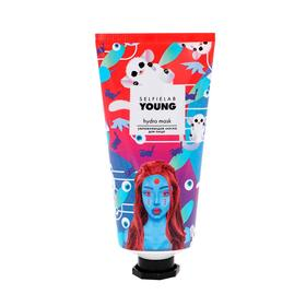 Увлажняющая маска для лица SelfieLab YOUNG с маслами кокоса и какао, 50 мл
