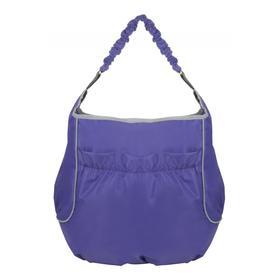 Сумка молодежная, молния, цвет фиолетовый 380x350x160