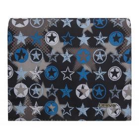 Сумка молодежная, молния, цвет серо-голубой 310x360x90