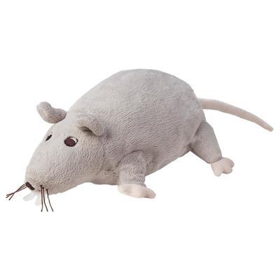 Мягкая игрушка ГОСИГ РОТТА, 23 см, цвет серый/бежевый - Фото 1