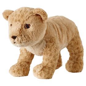 Мягкая игрушка ДЬЮНГЕЛЬСКОГ, львенок