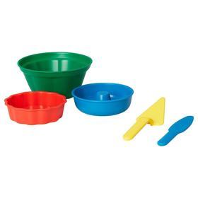 Набор для выпечки игрушечный САНДИГ, 5 предметов