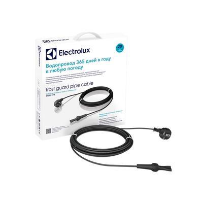 Кабель для обогрева трубопроводов ELECTROLUX EFGPC 2-18-2, с евровилкой и терморегулятором - Фото 1