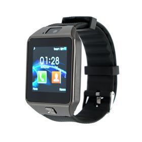 Смарт-часы ZDK Next 10, цветной дисплей, 1.54', микрофон, SIM, microSD, камера, черные Ош