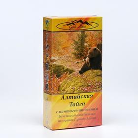 Бальзам Алтайская Тайга с пантогематогеном, 250 мл