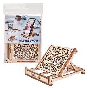 Механический 3D-пазл из дерева «Подставка для телефона»