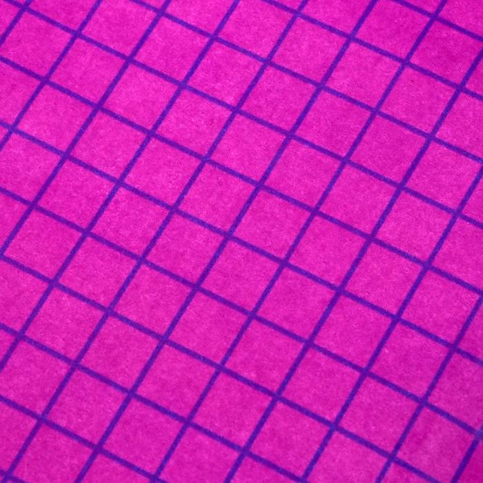 """Пленка самоклеящаяся для книг """"deVENTE"""" 45 x 100 см, фиолетовый полупрозрачный ПВХ 90 мкм, в рулоне"""