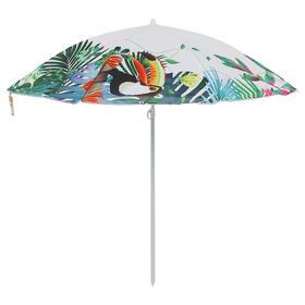 Зонт пляжный d=240 см h=220 см Ош