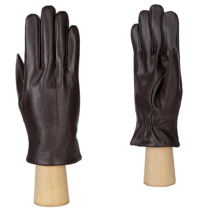 FM18-2 FABRETTI Перчатки муж. нат. кожа (Размер 8),коричневый