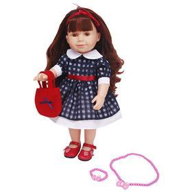 Кукла Lilipups 40 см с аксессуарами, озвученная - 20 фраз