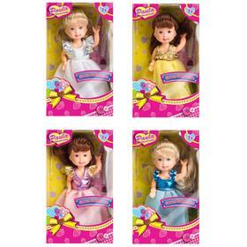 Игрушка кукла Paula «Выход в свет», МИКС