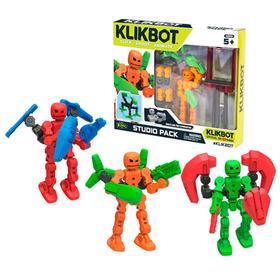 Набор игрушек «Студия Klikbot»