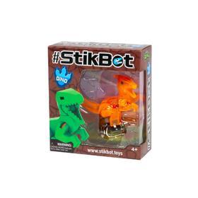 Игрушка Stikbot. «Динозавр»