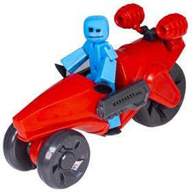 Игрушка Stikbot «Мегабот Турбо Байк»
