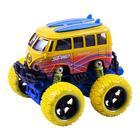 Модель машины «Автобус с большими колёсами», инерционный металлический, 10 см, МИКС. - Фото 5