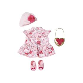 Набор одежды Baby Annabell «Одежда Цветочная коллекция Делюкс»