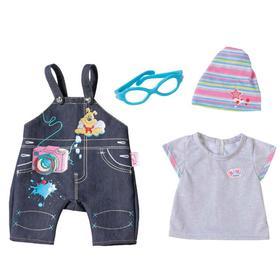 Набор одежды Baby born «Одежда Джинсовая», МИКС