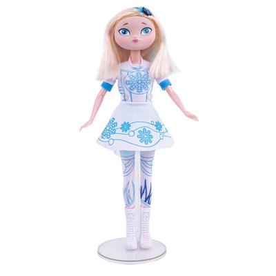 Кукла Сказочный патруль «Раскрась Снежку» - Фото 1